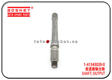 China Output Shaft For ISUZU CXZ96 VC46 1-41343020-0 2401314-CYZ14 1413430200 2401314CYZ14 factory