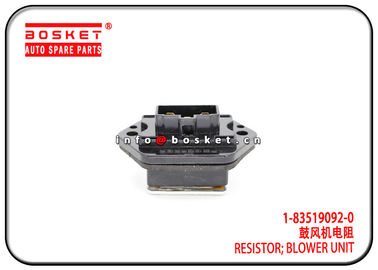 Blower Unit Resistor For ISUZU 10PE1 CXZ81 1-83519092-0 1-83519073-1 1835190920 1835190731