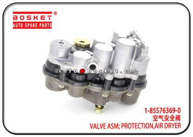 1-85576369-0 1855763690 Air Dryer Protection Valve Assembly For ISUZU 6WF1 CXZ51K