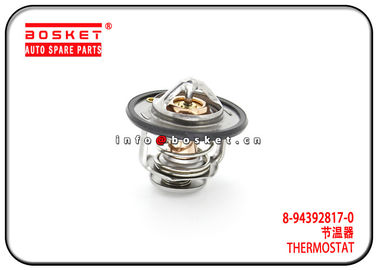China Thermostat Truck Chassis Parts For ISUZU 6HE1 FVR32 8-94392817-0 8-94397311-0 8943928170 8943973110 factory