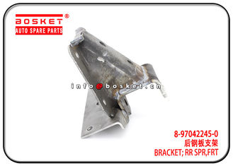 8-97042245-0 8982436050 Isuzu NPR Parts Front Rear Spring Bracket For 700P