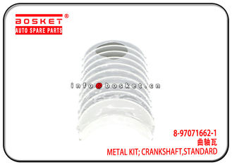 ISUZU 4BD2 NPR Standard Crankshaft Metal kit 8-97071662-1 8970716621