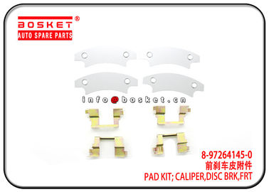China 8-97264145-0 8972641450 Isuzu Brake Parts DMAX 4X4 Front Disc Brake Caliper Pad Kit factory