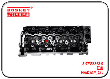 4HG1 NKR NPR Isuzu Engine Parts Cylinder Head Assembly 8-97358368-0 8973583680