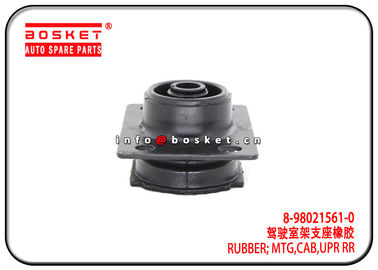 4HK1 NPR75 Upper Rear Cab Mounting Rubber 8-98021561-0 8-97095149-3 8980215610 8970951493