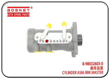 China Isuzu 4HK1 NPR 700P Brake Master Cylinder Assembly 8-98032603-0 8980326030 factory