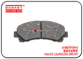 ISUZU D-MAX09 TFR Front Disc Brake Caliper Pad Kit 8-98079104-0 8980791040