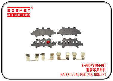 China D-MAX09 TFR Isuzu Brake Parts Front Disc Brake Caliper Pad Kit 8-98079104 898079104 factory
