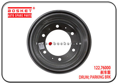 China Durable Isuzu Brake Parts NPR 122.76000 12276000 Parking Brake Drum factory