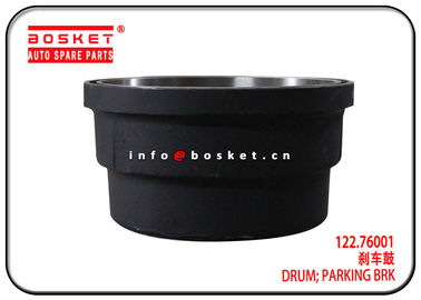 China NPR Isuzu Brake Parts 122.76001 12276001 Parking Brake Drum factory