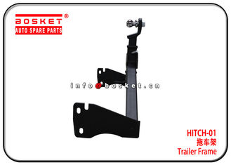 China ISUZU DMAX HITCH-01 Truck Chassis Parts Trailer Frame factory