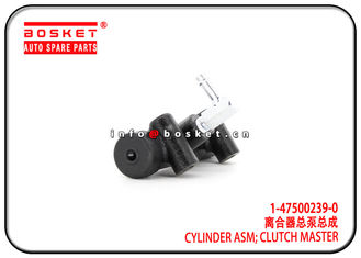 China 1-47500239-0 1475002390 Clutch Master Cylinder Assembly For ISUZU 10PE1 CXZ81 factory