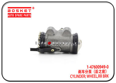 China 1-47600949-0 1476009490 Rear Brake Wheel Cylinder L For ISUZU FSR113 factory