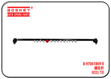 China ISUZU 4HK1 4HF1 NPR Truck Chassis Parts 8-97061869-0 8970618690 Tie Rod factory