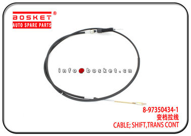 China 8-97350434-1 8973504341 Transmission Control Select Cable For ISUZU 4HG1 MYY6P MYY5T NPR factory