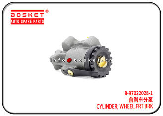 China Front Brake Wheel Cylinder R For ISUZU 4HF1 NKR NPR 8-97139820-0 8-97022028-1 8971398200 8970220281 factory