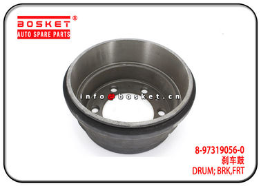 China 870830000 ISUZU NPR 700P Front Brake Drum 8-97319056-0 8973190560 factory