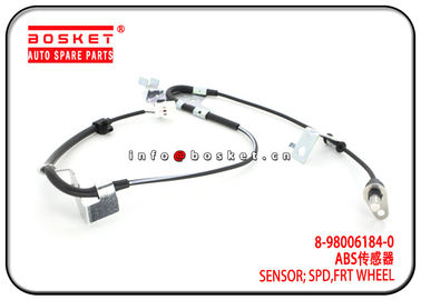 China NPR Isuzu Brake Parts Front Wheel Speed Sensor 8-98006184-0 8-98219391-0 8980061840 8982193910 factory