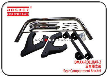 China Durable Isuzu D-MAX Parts 2012+ Dmax Roll Bar 2 Rear Compartment Bracket factory