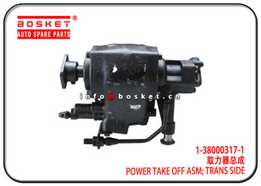China Transmission Side Power Take Off Assembly For ISUZU CYZ CXZ MAP 1-38000317-1 8-98185658-0 1380003171 8981856580 factory