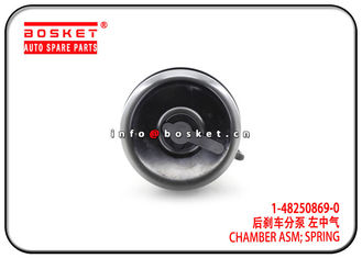 China 1482508680 1874120970 Spring Chamber Assembly For Isuzu 6WF1 CXZ51K 1-48250868-0 1-87412097-0 factory