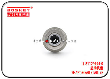1-81129794-0 1811297940 Isuzu CXZ Parts Gear Starter Shaft  For 10PE1 CXZ81
