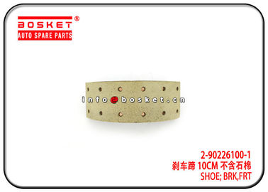 China 2-90226100-1 2902261001 Front Brake Shoe Suitable for ISUZU 4HE1 NPR factory