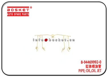 8-94469992-0 8944699920 Oil Jet Oil Pipe For Isuzu 4JA1 4JB1 TFR