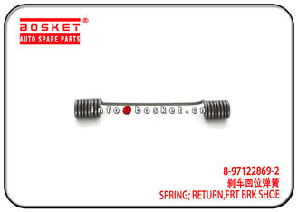8-97122869-2 8971228692 Front Brake Shoe Return Spring For Isuzu 4HK1 NPR700P