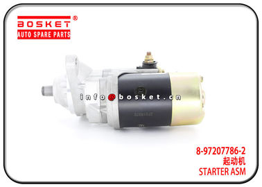 4HK1 NPR Isuzu Engine Parts Starter Assembly  8-97207786-2 8-97320909-0 8972077862 8973209090