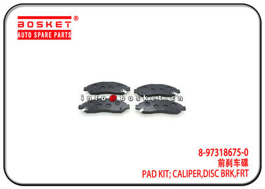 8-97318675-0 8973186750 Isuzu D-MAX Parts Front Disc Brake Caliper Pad Kit
