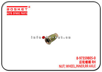 Rear Axle Wheel Nut Isuzu CXZ Parts 700P 8-97359805-0 8973598050