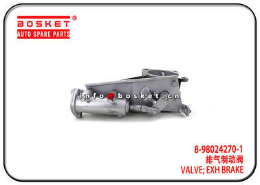 Isuzu CX51 CYZ Exhaust Brake Valve 8-98024270-1 8980242701  848120000