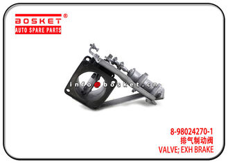 China Isuzu CX51 CYZ Exhaust Brake Valve 8-98024270-1 8980242701  848120000 factory