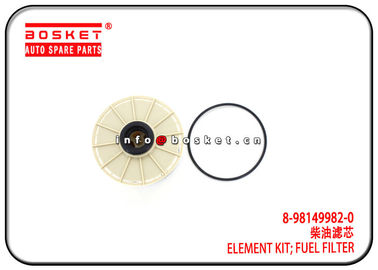 China Isuzu TFR Fuel Filter Element Kit 8-98036321-0 8-98149982-0 8980363210 8981499820 factory