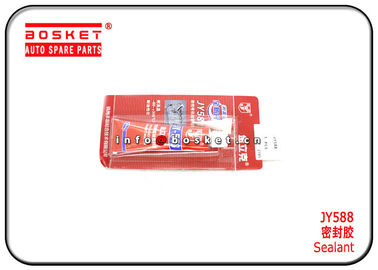 Red Color Isuzu Truck Spare Parts JY588 Sealant / Isuzu Accessories