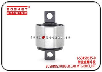 China 1-53459635-0 1534596350 Front Cab Mounting Bracket Rubber Bushing For Isuzu 6BD1 FSR11 factory