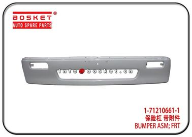 China 1-71210661-1 1712106611 Isuzu FVR Parts Front Bumper Assembly factory