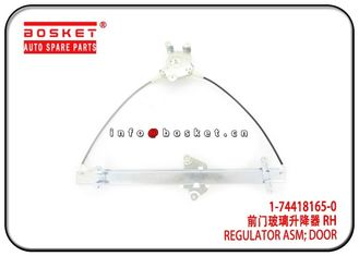 China 1-74418165-0 1744181650 Door Regulator Assembly RH For Isuzu 6HK1 FVR34 factory