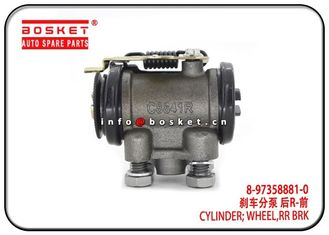 China Isuzu 4HK1 NPR75 Rear Brake Wheel Cylinder 8-97358881-0 3502330-P301 8973588810 3502330P301 factory