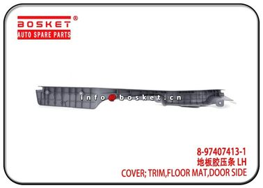 8-97407413-1 8974074131 Isuzu FVR Parts Door Side Floor Mat Trim Cover  LH For FRR FTR