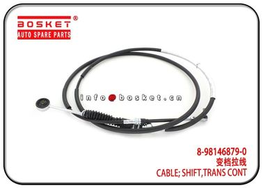 China 8-98146879-0 8981468790  Isuzu NPR Parts Transmission Control Shift Cable factory