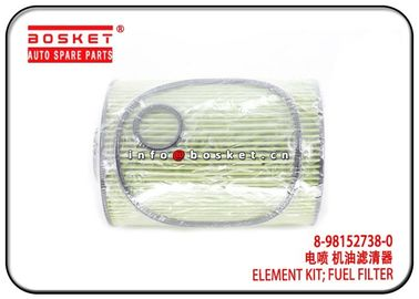 China 8981527380 587611005BVP Filter Fuel Element Kit For Isuzu 6HK1 XD 8-98152738-0 5-87611005-BVP factory