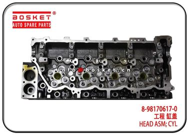 China Isuzu 4HK1T Cylinder Head Assembly 8-98170617-0 1003010-P301SH 8981706170 1003010P301SH factory