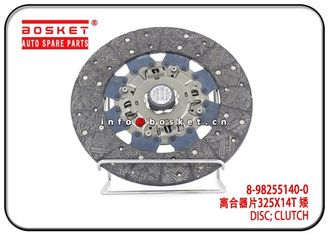 China 4HK1T NPR75 Isuzu NPR Parts Clutch Disc 8-98255140-0 8-97362235-0 8982551400 8973622350 factory