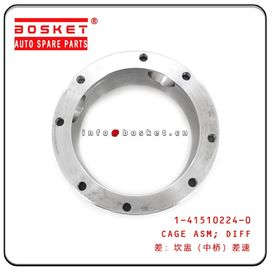 China 1-41510224-0 1415102240 Truck Chassis Parts Differential Cage Assembly For ISUZU 10PE1 CXZ81K factory