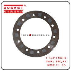 China Rear Brake Drum ISUZU 6HK1 CXZ Truck Chassis Parts 1-42315383-0 1423153830 factory