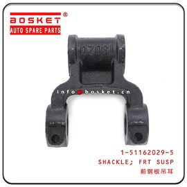 China 1-51162029-5 1511620295 Truck Chassis Parts Front Susp Shackle For ISUZU 6WF1 CXZ51K VC46 factory