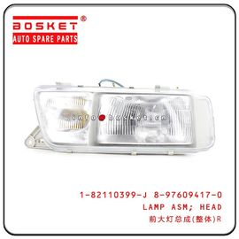 Head Lamp Assembly For Isuzu CYZ CYH 1-82110399-J 8-97609417-0 182110399J 8976094170