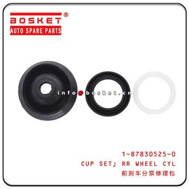 China 1-87830525-0 1878305250 Isuzu Brake Parts Rear Wheel Cylinder Cup Set  For 10PE1 CXZ81 factory